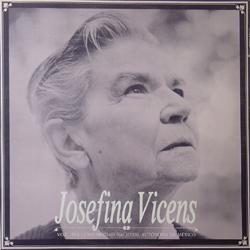 Colección Voces que dejan huellas - Josefina Vicens